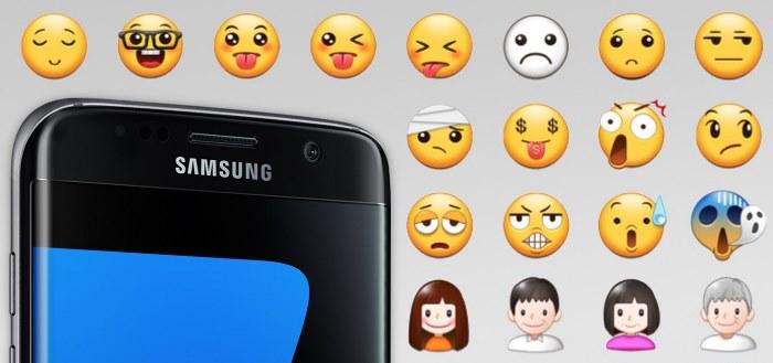 Samsung pakt vormgeving van emoji aan; een hele verbetering