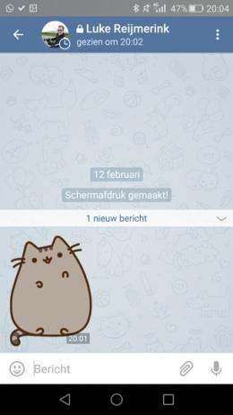 Telegram 2.5.0
