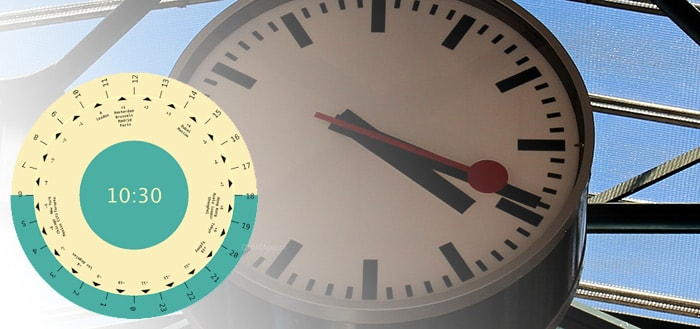 Time Converter & Wereldklok: altijd de juiste tijd bij de hand