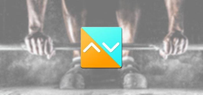 Updown Fitness: een erg uitgebreide fitness-app