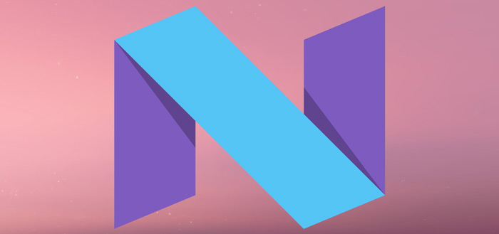 Android N: download de 4 nieuwe wallpapers