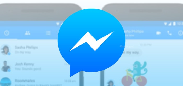 Facebook geeft video chat in Messenger app nieuwe filters en maskers