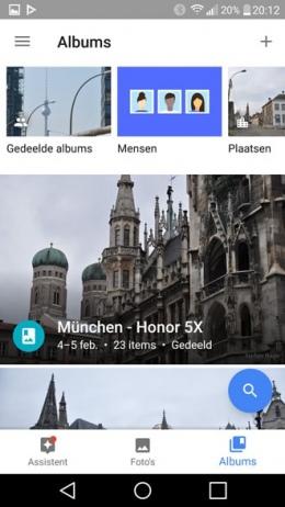 Google Foto's 1.15