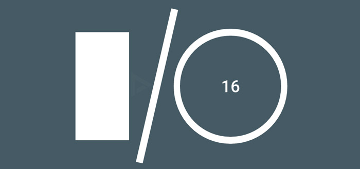 Android Wear watch face uitgebracht in Google I/O 2016 stijl