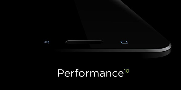 HTC 10 performance teaser