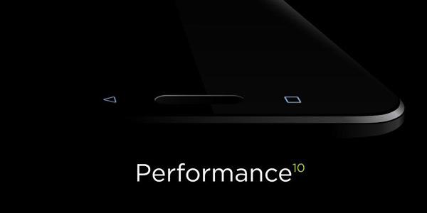 HTC 10 performance teaser