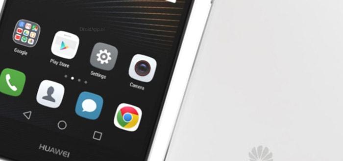 Huawei P9 Lite vanaf half mei in Nederland verkrijgbaar