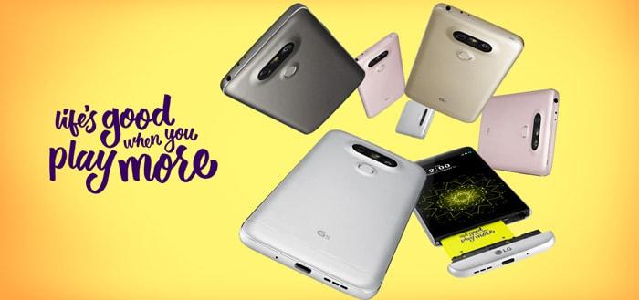 LG G5: pre-order gestart: hier krijg je hem met gratis CAM-module