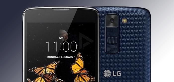 Officieel: LG K8 eind april naar Nederland