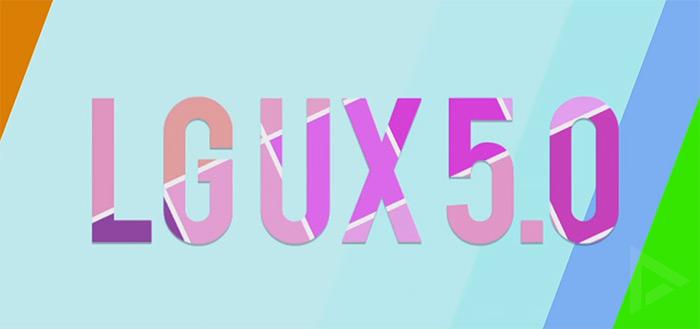 Video: dit is de vernieuwde LG UX 5.0 interface