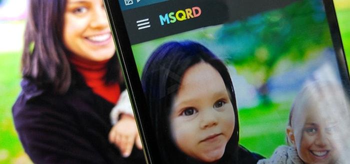 MSQRD: masker-app krijgt catalogus met tal van nieuwe maskers