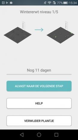 Makkelijke Moestuin app