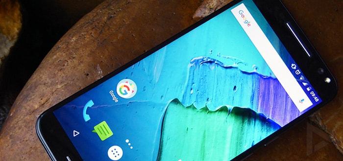 Android 7.0 Nougat beschikbaar voor Moto X Style en Moto X Force