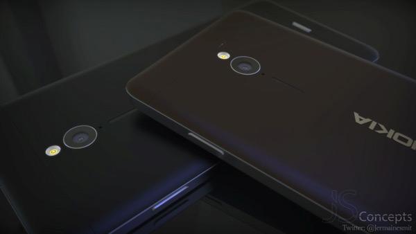 Nokia C9 concept