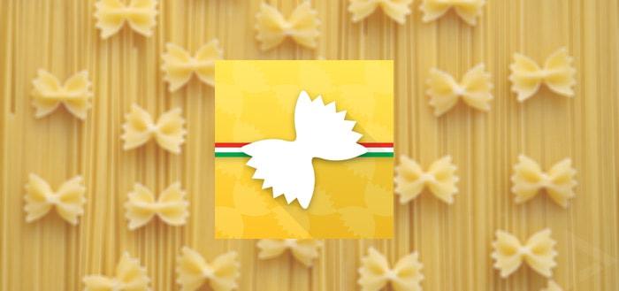 Pasta Maestro: handige app voor lekkere pasta's
