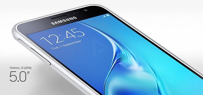 Samsung Galaxy J3: nieuw budget-toestel uitgebracht in Nederland