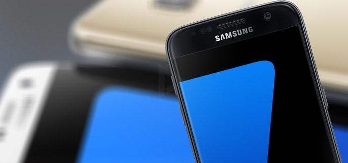 Samsung Galaxy S7 (Edge) vanaf nu te koop in Nederland