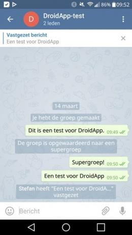 Telegram 3.7.0