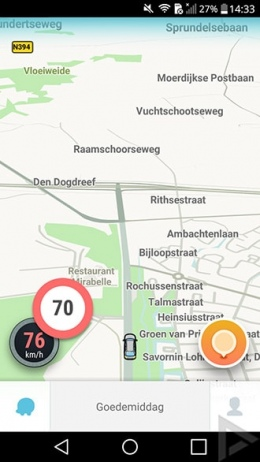 Waze Maximum Snelheid
