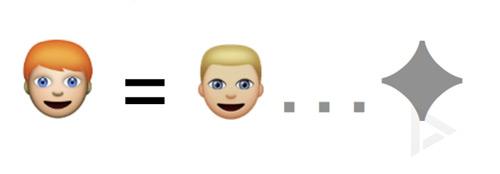 emoji haarkleur