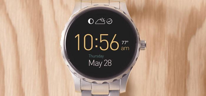 Google neemt smartwatch-deel van Fossil over: dit gaat er gebeuren