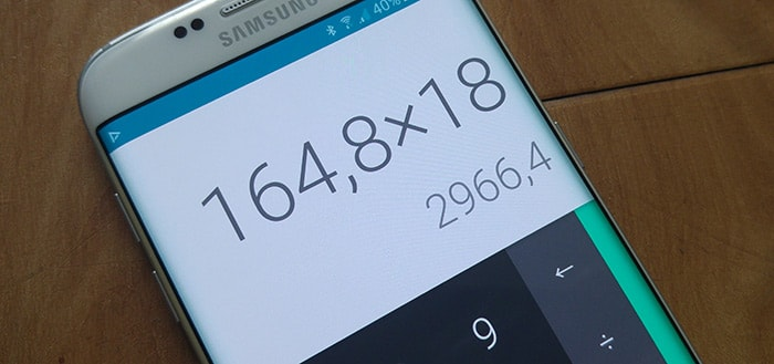 Google Calculator behaalt 100 miljoen downloads in Play Store