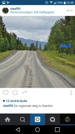 Instagram datum