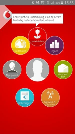 Vodafone gratis data