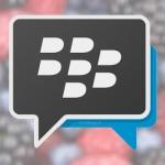 BlackBerry Messenger stopt op 31 mei