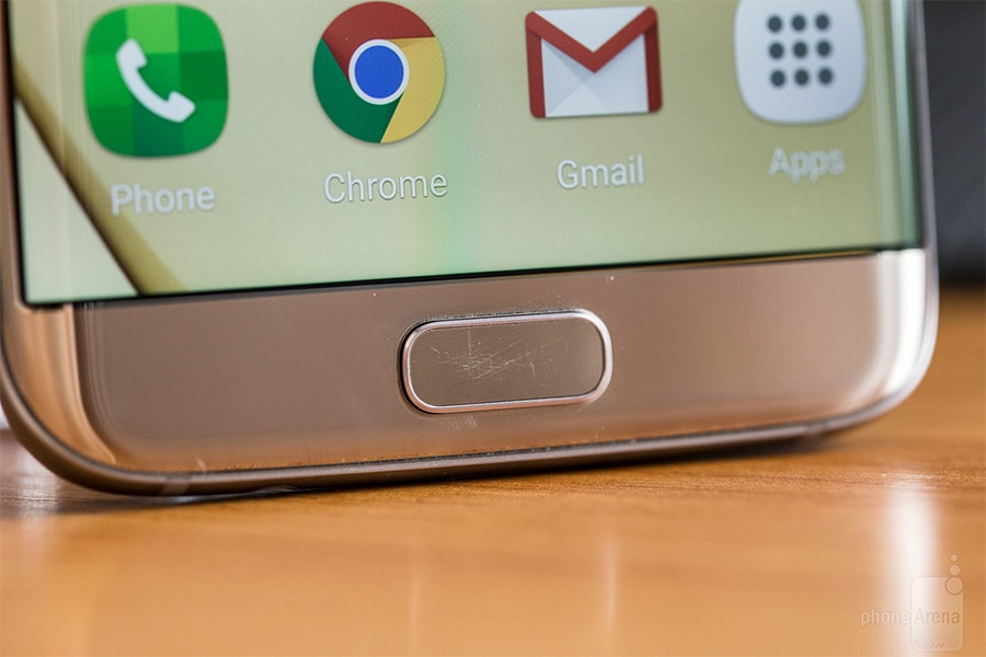 Galaxy S7 edge home-button