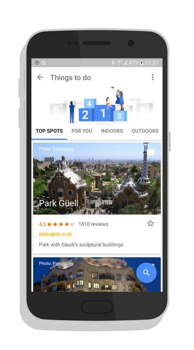 Google Trip