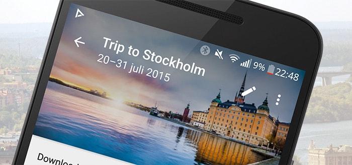 Google Trips in Play Store: geweldige reis-app nu voor iedereen