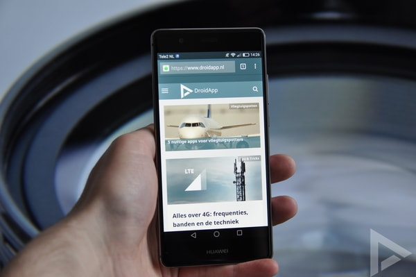 Huawei P9 verkoopcijfers