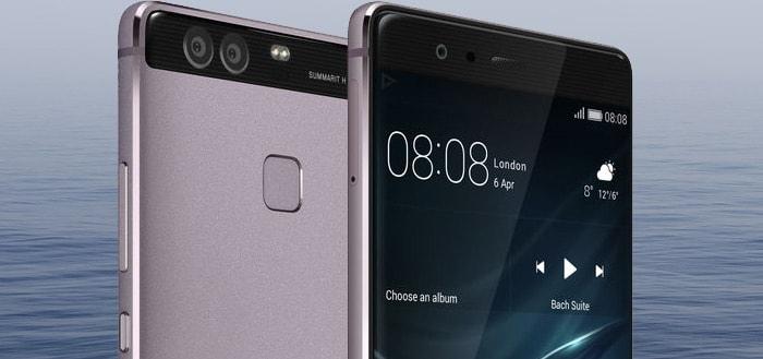 Huawei maakt blunder met promotie Huawei P9