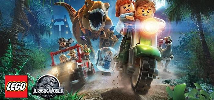 LEGO Jurassic World: herbeleef de films met Lego-blokjes in nieuwe game