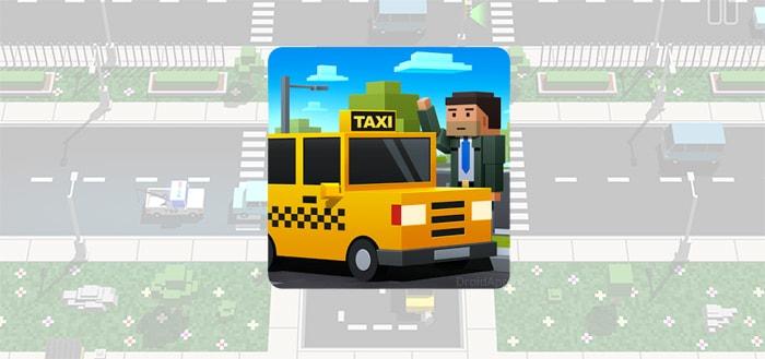 Loop Taxi: overleef in het verkeer met verslavende game