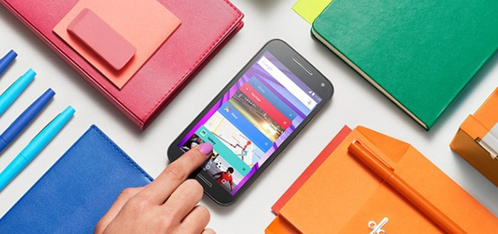 Motorola Moto G (3e generatie): Android 6.0.1 Marshmallow beschikbaar in Nederland