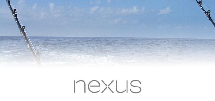 Render van nieuwe Nexus Sailfish en Marlin opgedoken