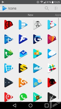 Play Icon Pack