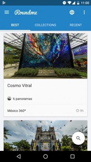 Roundme app