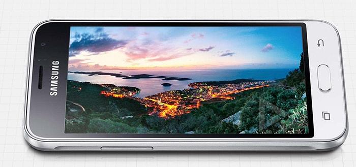 Samsung Galaxy J1 (2016): scherpgeprijsde smartphone vanaf nu te koop