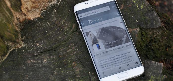 Beveiligingsupdate februari voor Galaxy S7-serie en A8 (2018)