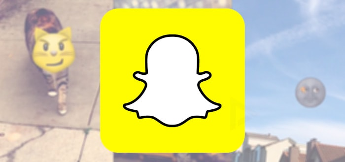 Snapchat voegt 320 stickers toe aan Android-app