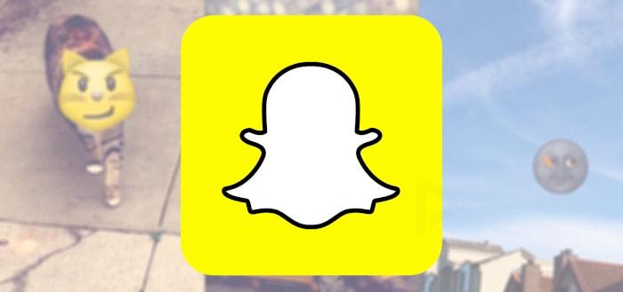 Snapchat laat je achtergrond veranderen dankzij nieuwe Sky Filters