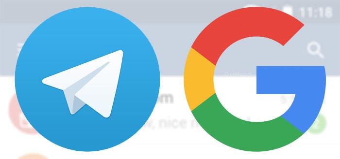 'Google wil chat-app Telegram overnemen voor 877 miljoen euro' [update]