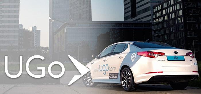 UGo: nieuwe app laat je razendsnel een taxi reserveren