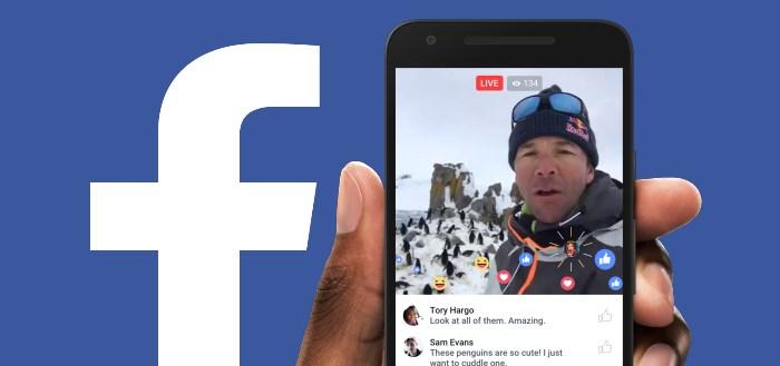 Facebook geeft streamplatform Facebook Live nieuwe mogelijkheden