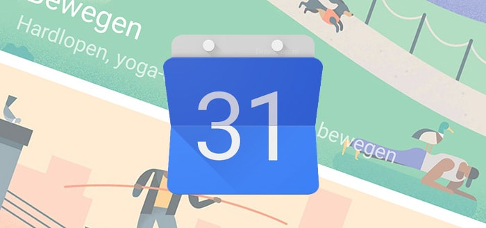 Google Agenda 5.6.2 voegt maand-widget toe: snel inzicht in je afspraken