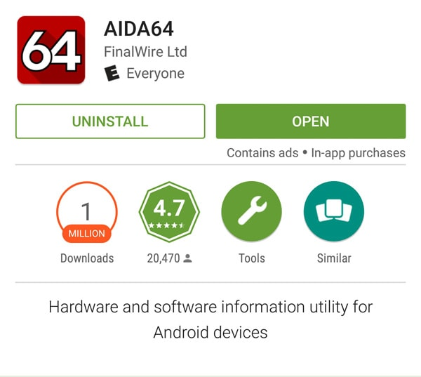 Google Play Store advertenties