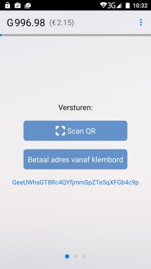 Gulden app